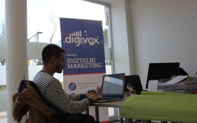 Praksa u Digivoxu