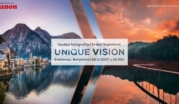 Blog 1 Unique Vision